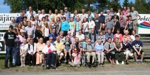 Ryhmäkuva 2014
